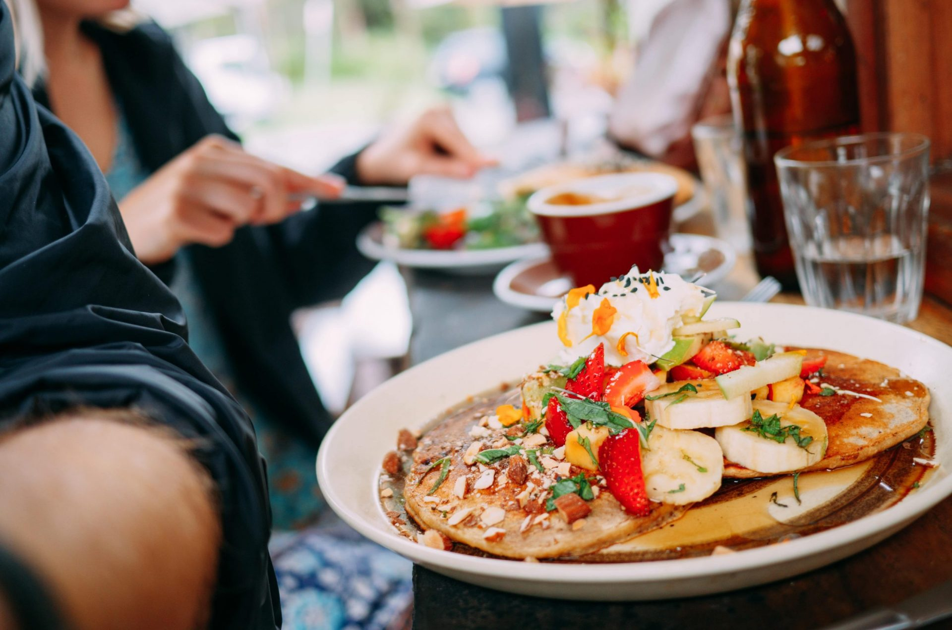 Top 10 healthy eats in Byron Bay